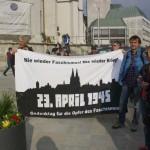 Nie wieder Faschismus - nie wieder Krieg!